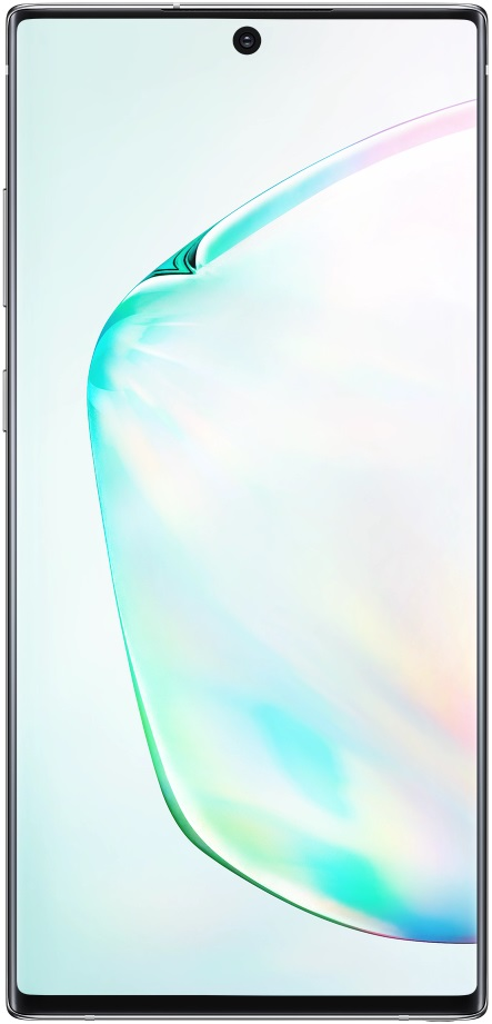 Samsung Galaxy Note 10 plus աուրա