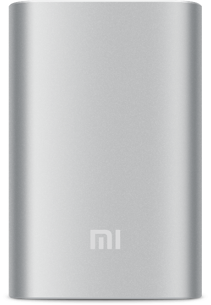 Xiaomi MI Power Bank 3 10000mAh Արծաթագույն
