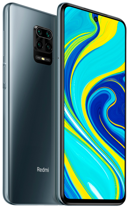 Xiaomi Redmi Note 9S 4GB/64GB Մոխրագույն
