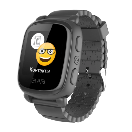 Elari Smart Watch Kidphone 2 Սև