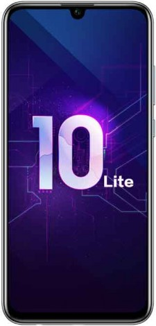 Honor 10 Lite սև