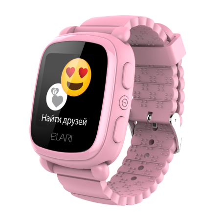 Elari Smart Watch Kidphone 2 վարդագույն