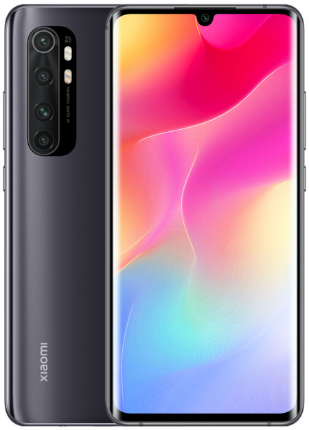 Xiaomi Mi Note 10 Lite 6GB/128GB Սև