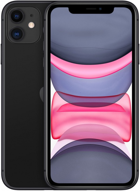 iPhone 11 256 GB  Սև