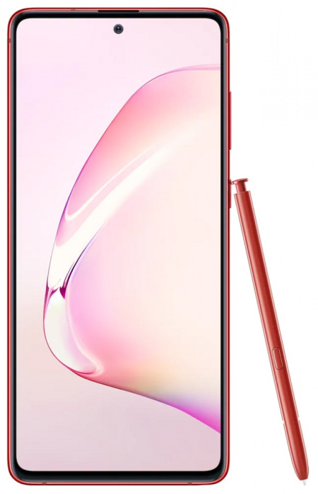 Samsung Galaxy Note 10 Lite Կարմիր