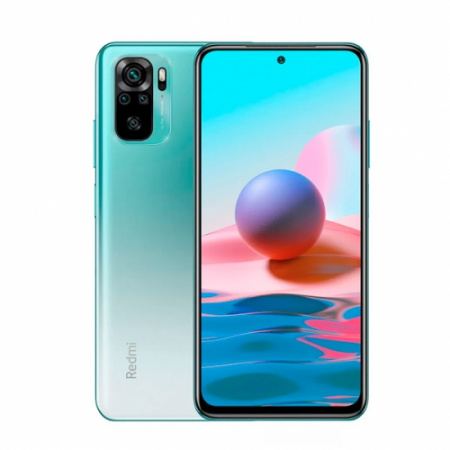 Xiaomi Redmi Note 10 4GB/64GB Կանաչ