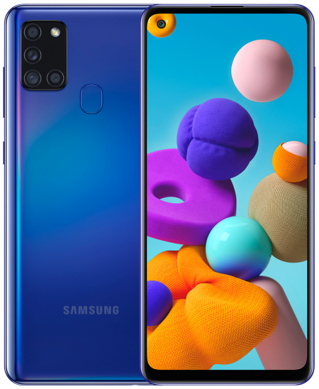 Samsung Galaxy A21s 64GB Կապույտ