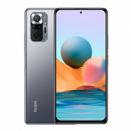 Xiaomi Redmi Note 10 4GB/64GB Մոխրագույն